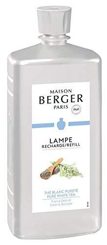 Lampe Berger Lampe berger raumduft nachfüllpack thé blanc pureté aromatischer weißer tee 1 l