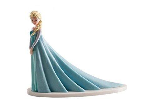 Neu Lizenziert Disney Frozen Elsa Kuchen Topper Figur (Gefrorene Disney Kuchen)