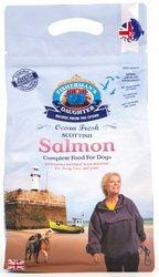 Fisherman's daughter pescatore figlia salmon & potato complete food, grande kibble