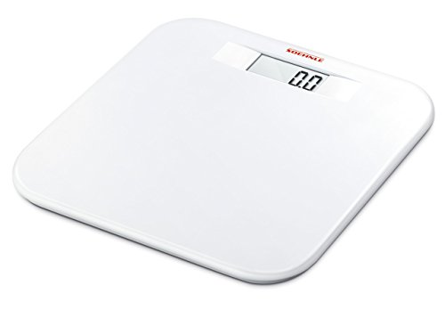 Soehnle Digital Soft Comfort Personenwaage 63331, weiß