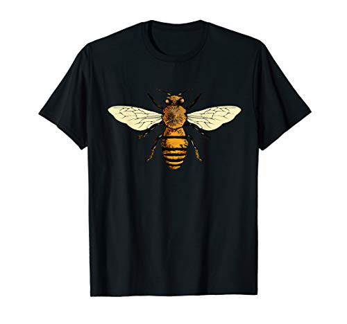 Biene Shirt I Bienen Umweltschutz Bienenkönigin T-Shirt