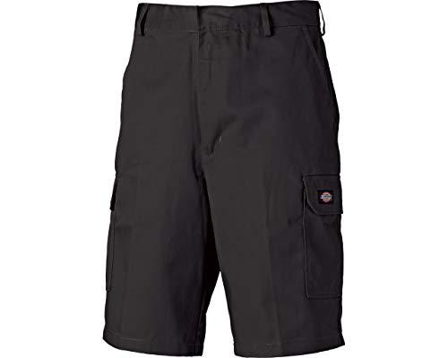 ► Dickies Redhawk Cargo Shorts ◄ verschieden Farben, WD834, 260gr/m² (50, Schwarz)