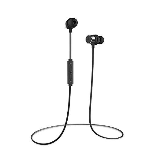 Cuffie Bluetooth UMIDIGI Auricolari Senza Fili Leggeri - solo 6g, con Microfono, Impermeabili IPX6 Garanzia a Vita contro sudore e acqua, Compatibili con Smartphone Android, iPhone, PC, MP3, Tablet -