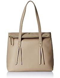 Baggit Women's Shoulder Bag (Beige)