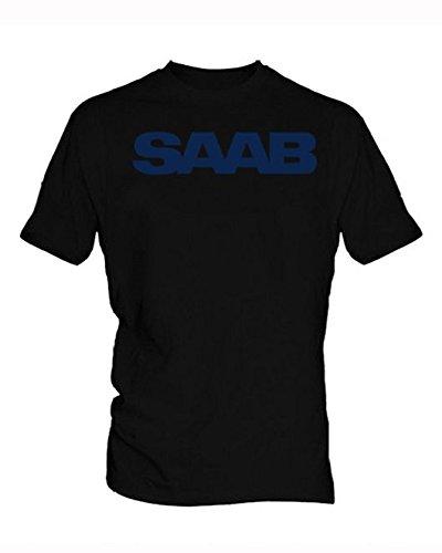 saab-logo-3-hombre-black-t-shirt