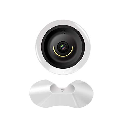 L-San 1080p HD-Kamera Indoor Wireless IP-Sicherheitsüberwachungssystem mit Fernmonitor Zwei-Wege-Sprachnachtsicht Geeignet für Home Office Baby Pet Monitor Weitwinkel-Zoom