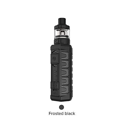 Vandy Vape AP Kit con AP MTL Sub Ohm Resistenze,Impermeabile, Antiurto, Antipolvere- Guancia Sigaretta Elettroniche Senza Nicotina y Tabacco (Nero)