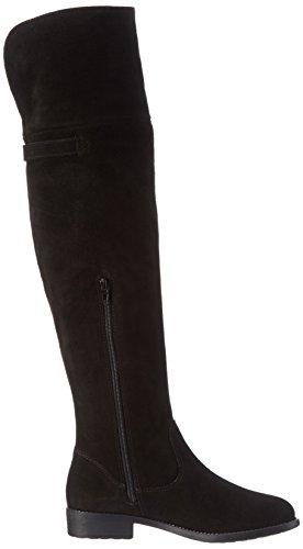 Tamaris 25811, Stivali sopra il ginocchio Donna Nero (BLACK 001)
