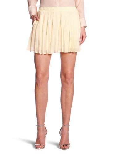 BCBGeneration Damen Short VDW7C092 Shorts, Beige - Beige (Vellum), L