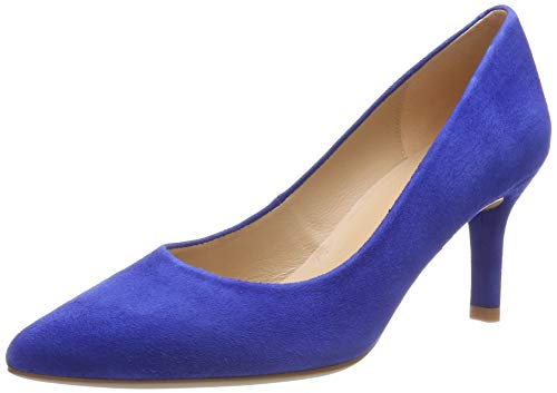 Unisa Karace_KS, Zapatos Tacón Mujer, Azul