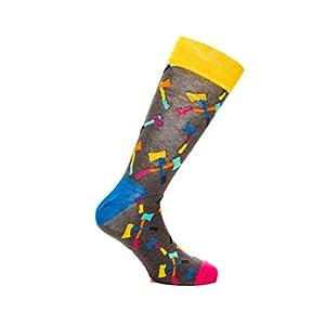 Happy Socks Herren Axe Socken (6er Pack)