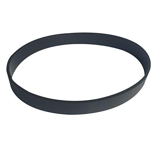 OUYAWEI 4 Stück/set 14,5 Zoll Vakuum Gürtel für Bissell Staubsauger -