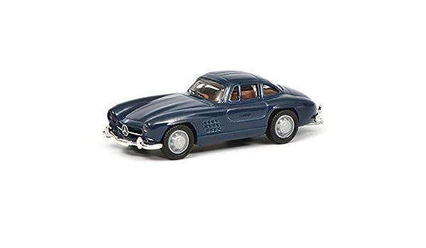 Mercedes Benz 300 SL h0 ferroviaire Maquette De Voiture Voiture Modèle Modèle Véhicule Voiture