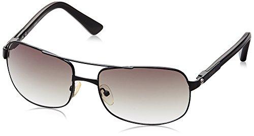 Idee Gradient Square Men's Sunglasses - (IDS1557C2SG|58|Grey Gradient lens) image