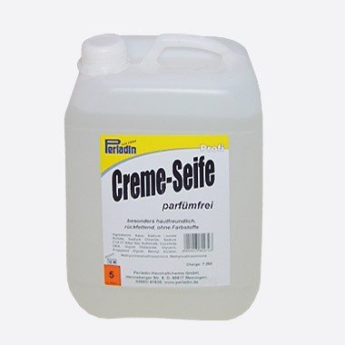 Cremeseife Perladin sensitive 5l