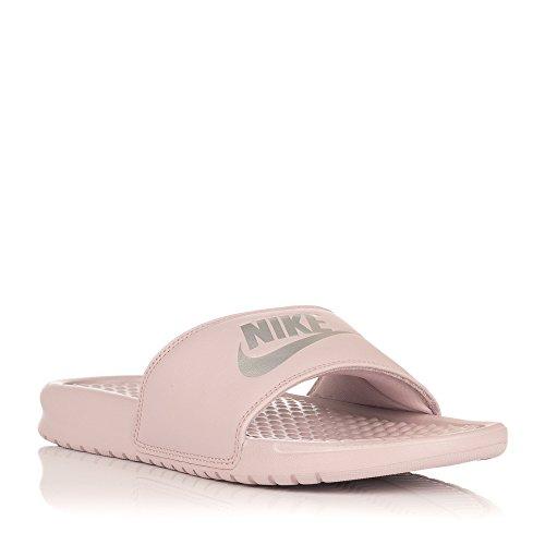 Nike Schuhe Damen Sandalen 343881 614 Benassi JDI Lila Purple Women, Schuhgröße:EUR 35.5