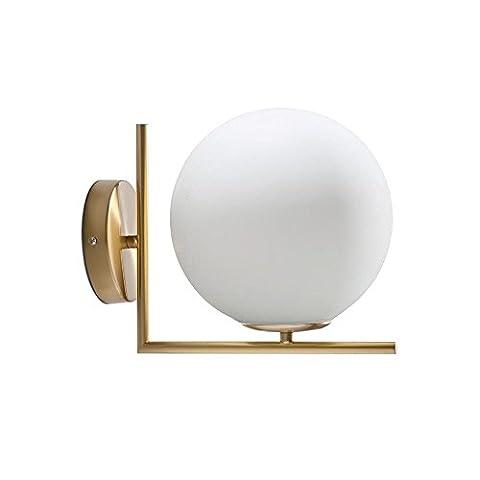 Moderne Européenne Simple Créative Applique pour Salon Salle d?étude, Chambre à coucher, Chambre d?hôtel, Couloir , white light