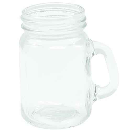 schnuppern Mini Mason Jar Gläser 4,75Unzen/135ml-Set von 4-Mini Trinken Jars