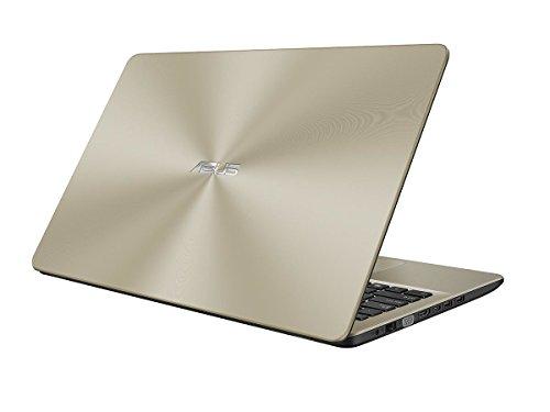 Asus Vivobook X542ua-gq266t Notebook, 15.6 Inch Display, I5-8250u Processor, 1.6 Ghz, 500 Gb Hdd, 4 Gb Ram, Grey [Italian Layout]