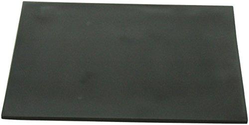Platinum Pets CTPMBLK Silikon-Platzierung Katze Matte, schwarz