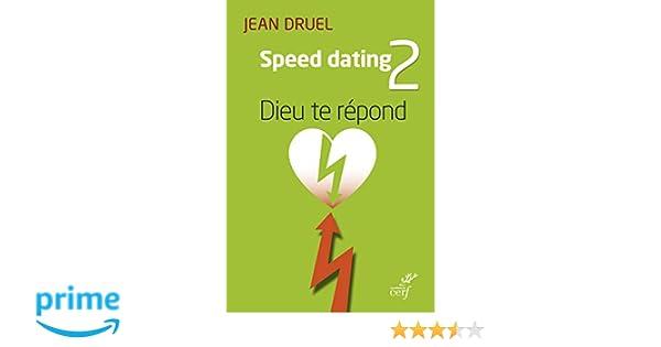 tes français Speed Dating