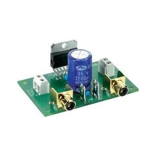 CONRAD COMPONENTS 2X35W STEREO-ENDSTUFE BAUSTEIN