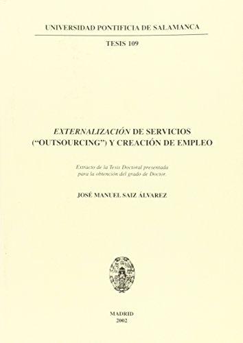 Externalización de servicios Outsourcing