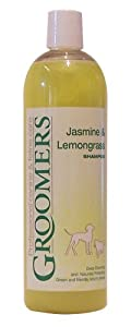 Groomers Jasmine and Lemongrass Shampoo