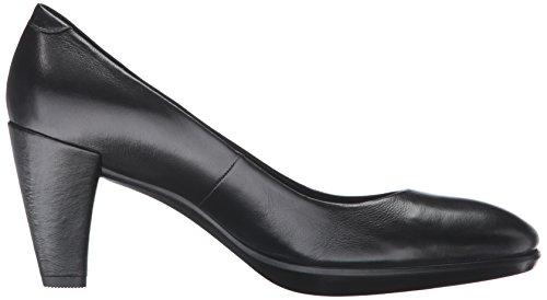 Ecco Shape 55 Platea, Escarpins Femme Noir (1001Black)