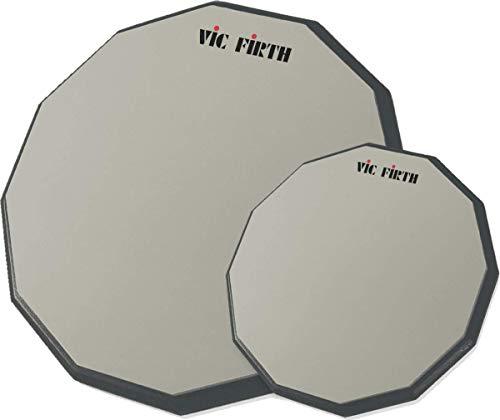 Vic Firth Double Sided Practice Pad - 12 inch