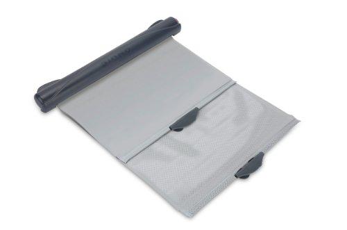Diono-Solar-Max-406cm-Wide-Retractable-Window-Sun-Shade-for-Newborn-Pack-of-2-Black