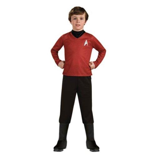& Deluxe Star Trek II Kind rot Shirt
