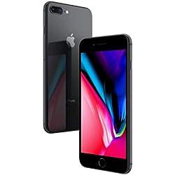 Apple iPhone 8 Plus (64 Go) - Gris (Space Grey)