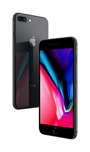 Apple iPhone 8 Plus - Smartphone con Pantalla de 13,9 cm (64 GB, Gris Espacial)