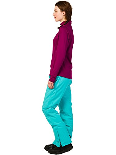 Protest - Protest Fabrizoy 1/4 Zip Top BEET RED