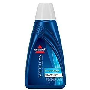 Bissell 1084N Spot & Stain Reinigungsmittel für SpotClean und andere Flecken-Reinigungsgeräte, für Teppiche und Polster, 1 Liter