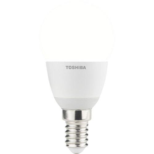 Toshiba LDGC0427FE4EUC Ampoule LED Sphérique Blanc Chaud 4 W E14 250 220 V