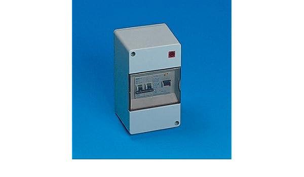 caravan campervan compact 240v mains consumer unit fuse box caravan fuse box rcd bca mains standard consumer unit 240v