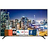 HITACHI 75HL17W64 TELEVISOR 75'' LCD LED UHD 4K HDR 1600Hz Smart TV WiFi Bluetooth LAN HDMI USB Reproductor Multimedia