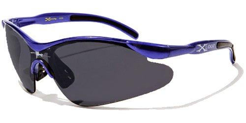 X-Loop Lunettes de Soleil - Sport - Cyclisme - Ski - Conduite - Motard    Mod. 3529 Violet   Taille Unique Adulte   Protection 100% UV400 - Buy  Online in ... 3f4dae629d43