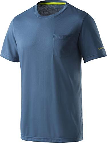 ENERGETICS H-T-Shirt Till Blue Petrol - M