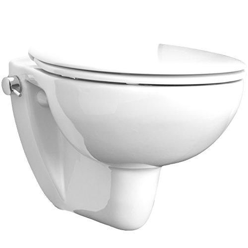 Temtasi Tek MA 5202 A Dusch-WC Kombination aus WC und Bidet mit Integrierter Mischarmatur