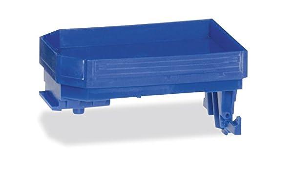 blau 1:87 H0 NEU Herpa 053716  Schwanenhals für Goldhofer Achslinien THP-SL