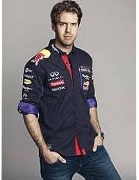 Red Bull Camisa Camiseta Fórmula 1 F1 tamaño ...