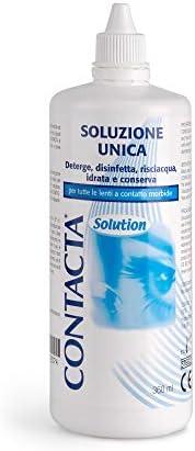 Contacta Solution - soluzione unica per lenti a contatto 360 ml