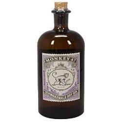 Monkey 47 Gin, 3er Pack (3 x 500 ml) Monkey 47 Schwarzwald Dry Gin