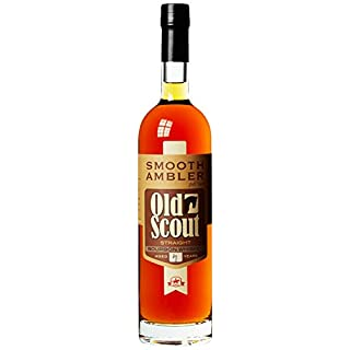 Smooth Ambler Old Scout 7 Years Old Straight Bourbon Whisky (1 x 0.7 l)
