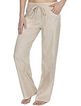 INSIGNIA Mujer Forrado Pantalones Casual Pantalones Tallas 10-18