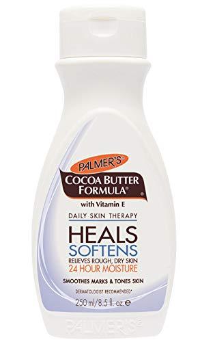 Palmer's 7046311 CBF Feuchtigkeitsspendende Körperlotion mit Kakaobutter, 250 ml, 1 Stück -