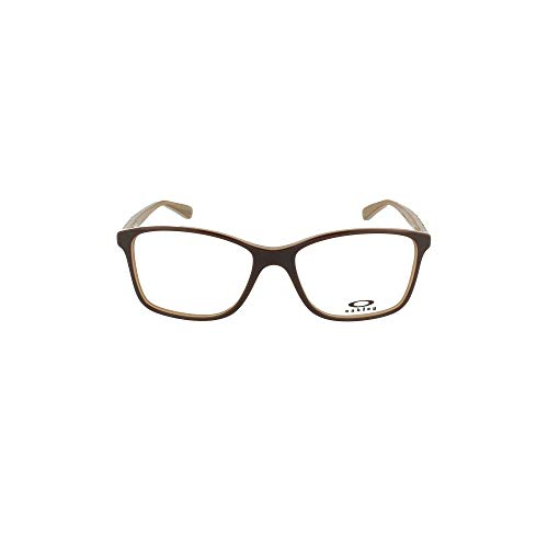 Oakley Rx Eyewear Für Frau Ox1098 Showdown Brown Quartz Kunststoffgestell Brillen